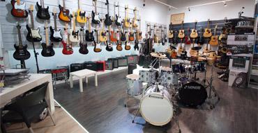 Tienda instruments musicales