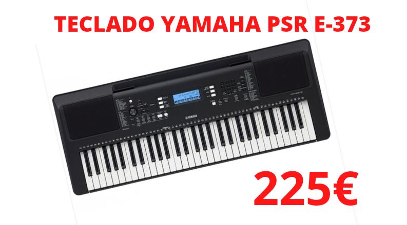 YAMAHA PSR E-373