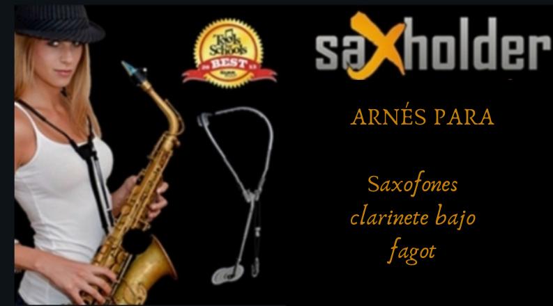 Sax Holder
